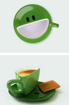 Colazione con un sorriso
