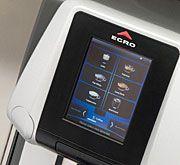Egro.  Matthew Algie commercial coffee machine rental.