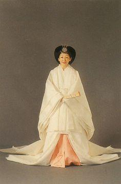 Her majesty the Empress Michiko 美智子皇后陛下
