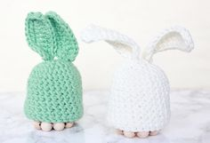 Eierwärmer zu Ostern häkeln