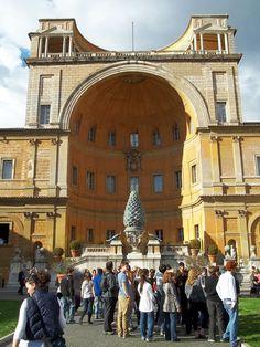 Vatican City · Kenton de Jong Travel - Gardens http://kentondejong.com/blog/vatican-city