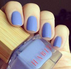 Hannah of HannahRoxNails in Habit Cosmetics Nail Polish 03 Belle Époque