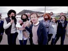 """FESTIVALS & EVENTS 2013 - A GATHERING PROMO : Ireland is ablaze with festivals and events in 2013 because the island is having a """"Gathering"""". Irish comedian Andrew Maxwell provides an entertaining overview of some of the year's more unusual highlights."""