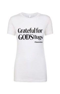 Grateful for God's Hugs