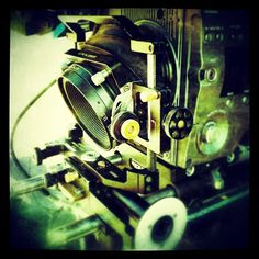 Crazy tilt-shift lens on the #Sony #F65 #onset #chapmanuniversity photo by @LPConnorlambert