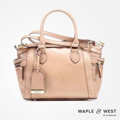 The perfect year-round satchel | Maple & West