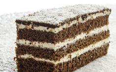 Receita de bolo prestígio: bolo de chocolate com coco é simples, lindo e fácil de fazer. Perfeito!