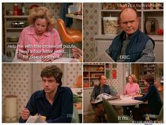 Funny / Why Red Foreman is awesome on Boxnutt