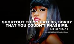 nicki minaj quote | Tumblr