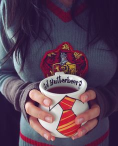 Harry Potter mug @Angela Gray Gray Dabruzzi @Sarah Chintomby Chintomby Smolinski