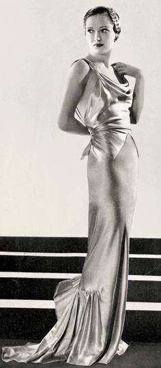 Elsa Schiaparelli, L'Officiel, February 1936.