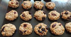 RECEPT: Neskutočne zdravá maškrta – Ovsené koláčiky