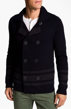Vince #Wool Knit #Peacoat Midnight @Nordstrom $325.00