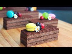 Συνταγή κέικ σοκολάτας / Απλή αλλά η καλύτερη γεύση ~! / Chocolate Cake Recipe - YouTube Chocolate Recipes, Chocolate Cake, Chocolates, Sugar Love, Chocolate Factory, Party Desserts, High Tea, Cake Recipes, Good Food