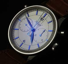 Habring2 Doppel 3 Split-Second Chronograph Limited Edition Watch