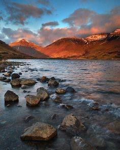Wastwater, Lake District National Park, England