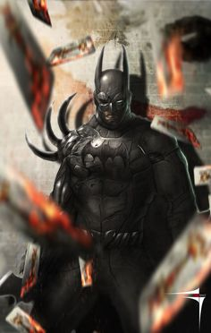 Batman- Saad Irfan