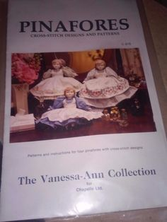 The Vanessa  Ann Collection