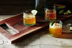 Beer Cocktails : Labor Day Cocktail Ideas : Beer Recipes