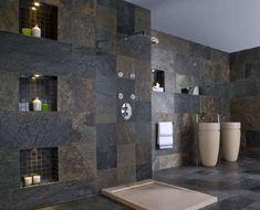 Fabulous Luxus badezimmer kosten moderne badezimmer mit wei en at deko ideen Luxus Badezimmer Fliesen Einige Leute m gen den Weg nach Hause Dekor