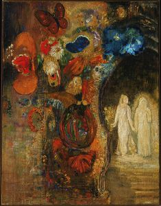 Redon, Odilon, Apparition, 1905-10 - Odilon Redon - Wikipedia, the free encyclopedia
