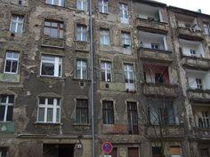 1930's Apartment Building, (former) East Berlin