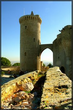 Castillo de Bellver   Palma de Mallorca   Spain