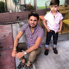 """Garoto de 5 anos faz sucesso na web compartilhando seu """"look do dia"""" no Instagram - Moda"""