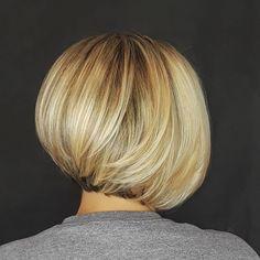 The perfect bob cut! @pennysaxon Highligh