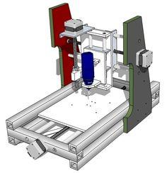 The Easiest Way to a Desktop CNC Machine DIY Desktop CNC Machine Comprehensive Plans & Manual