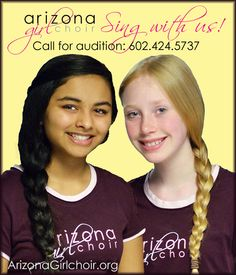 Sing With Us in 2014-15!