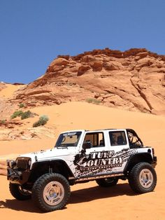 Sand Hollow, St George, Utah.  Memorial Day 2012.  Tuff Country Jeep