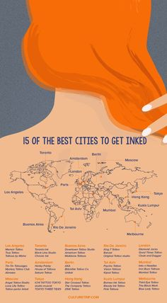 Things to Consider Before Getting a Tattoo Abroad Pinterest: theculturetrip