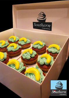 """""""Monkey Split"""" - Southern Cupcakery © 2016"""