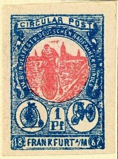 Image result for german private post stamps