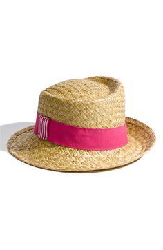 Tarnish Asymmetrical Woven Straw Hat Fedoras 61f8af54025f