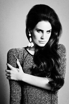 Lana Del Rey- 60's chic