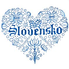 Motiv Slovensko Sharpie Drawings, Scandinavian Folk Art, Heart Of Europe, Cross Stitch Pictures, Folk Fashion, Pottery Designs, Stencil Diy, Hand Painted Signs, Textiles