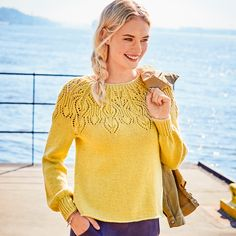 Knitting Patterns Free, Crochet Patterns, Knit Crochet, Bell Sleeve Top, Bell Sleeves, Sweaters For Women, Clothes For Women, Womens Fashion, Reading Club