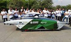 Vehículo solar EPM-EAFIT fue noveno en el Bridgestone World Solar Challenge de Australia :: Emisora Rosita Estéreo