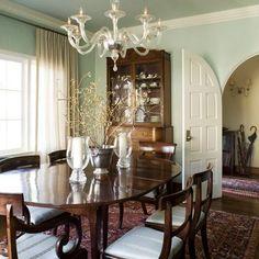 Duncan Fife Dining Table Design,