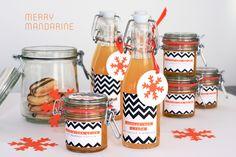 Mandarine Likör und Gelee Rezept
