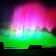 Spectacular display of the Aurora Borealis Northern Lights over parts of North East England - enter your natural light display pics in the regions biggest and best photo and filmmaking contests: www.portoftyne.co.uk/reflect