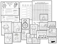 Come Do Some Groundhog Day Activities With Me! I take advantage of all of the February holidays to practice a variety of skills with an interest. Groundhog Day Activities, Counting Activities, Ground Hog, February Holidays, Math Numbers, Puzzles, Worksheets, Blog, Fun