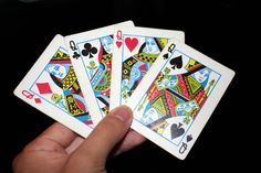 3 TIPS FOR CLEANING YOUR PLAYING CARDS
