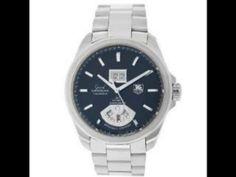 06745fa9cda8 TAG Heuer Men s Grand Carrera Grand Date GMT Watch