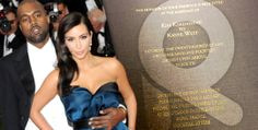 Kim Kardashian & Kanye West's Official Wedding Invite — See It Here! | Radar Online