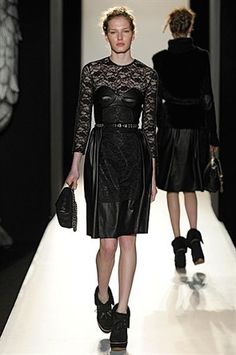 Mulberry AW12 #LFW
