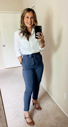 Business Casual Outfits: Amazon Fashion Finds - Hat on the Map