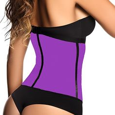 a2c83937bb6 Ann Chery Women s Faja Deportiva Workout Waist Cincher with 3 Hooks at  Amazon Women s Clothing store